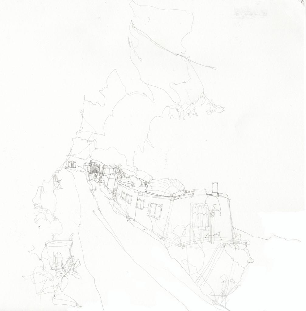 My original sketch